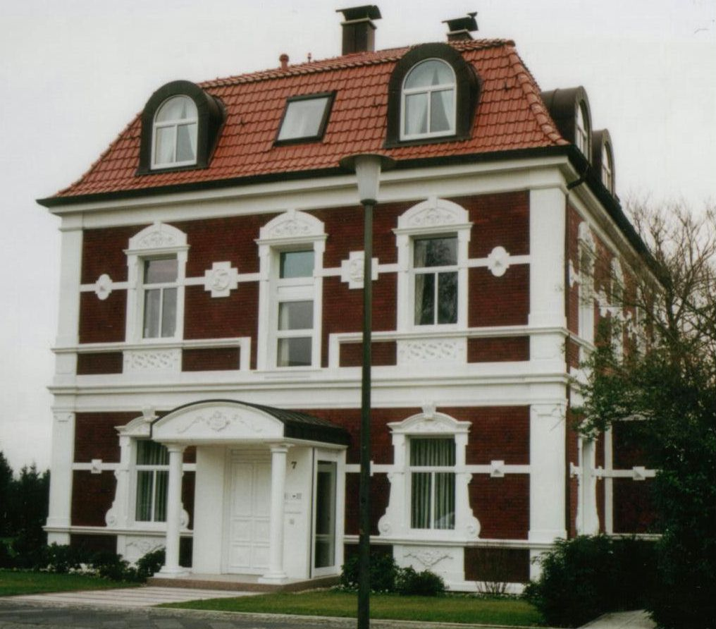 """""""Krockhaus-Villa"""", Foto: H.-D. Eickelbeck"""