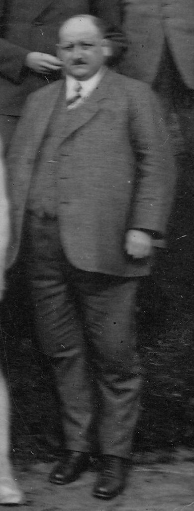 August Rautenberg, 1920