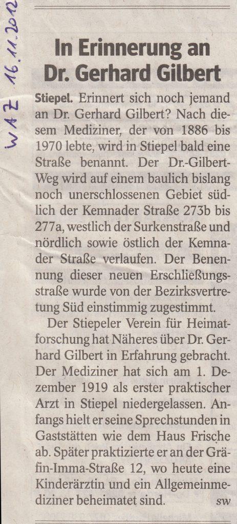 waz-dr-gilbert-weg-pressespiegel