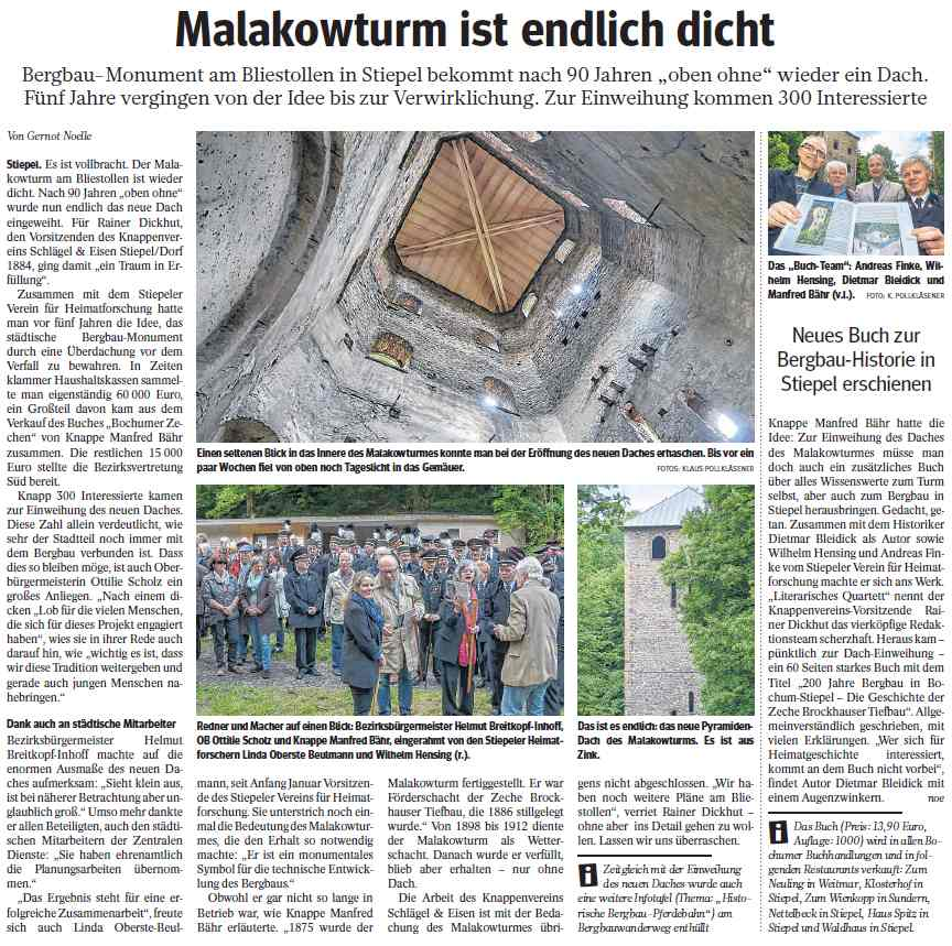 waz-malakoffturm-pressespiegel