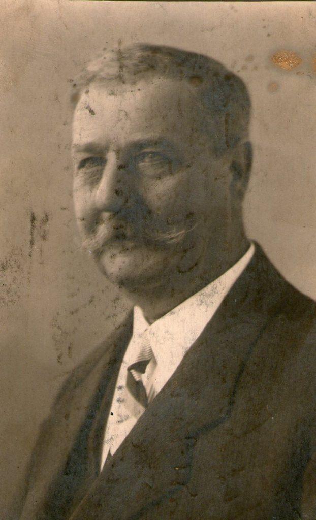 """Minister"" Friedrich Finke (1867-1938)"