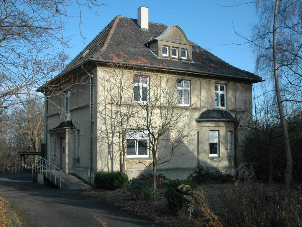 Lutherhaus: Das alte Pfarrhaus