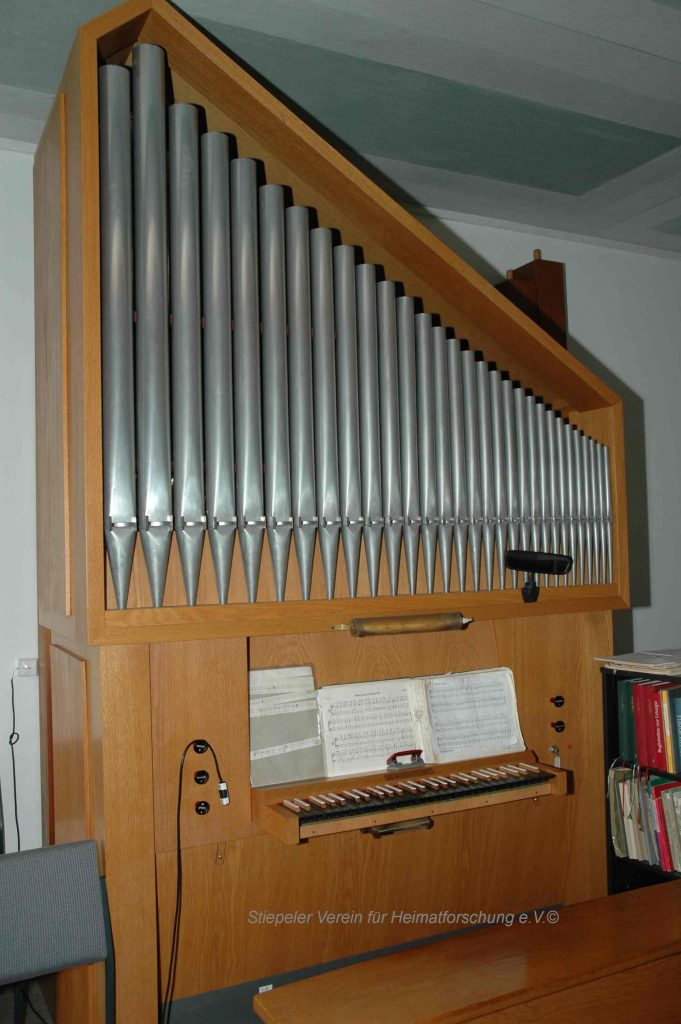 Lutherhaus: Bosch-Orgel