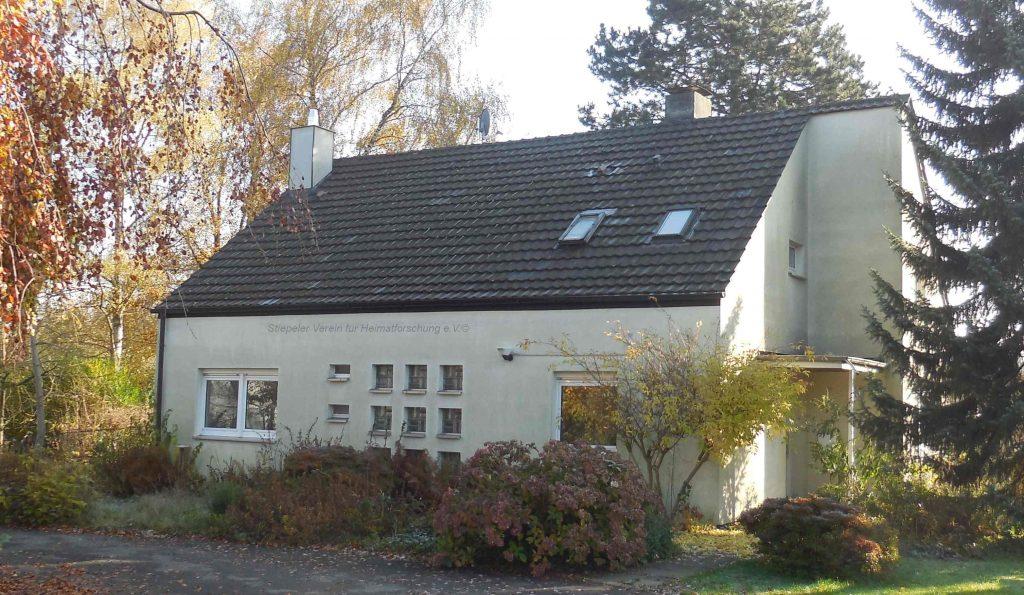 Lutherhaus: neues Pfarrhaus (1964/1965)