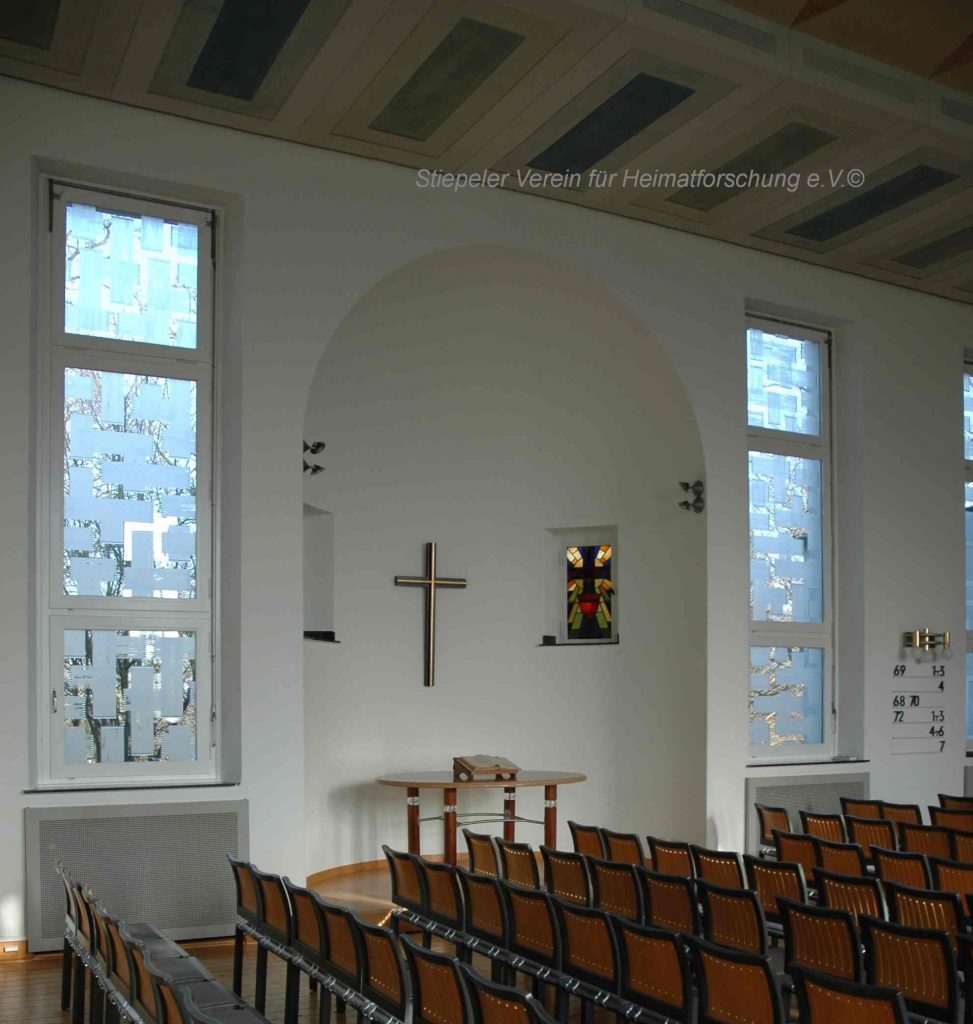 Lutherhaus: Verglasung / Erker