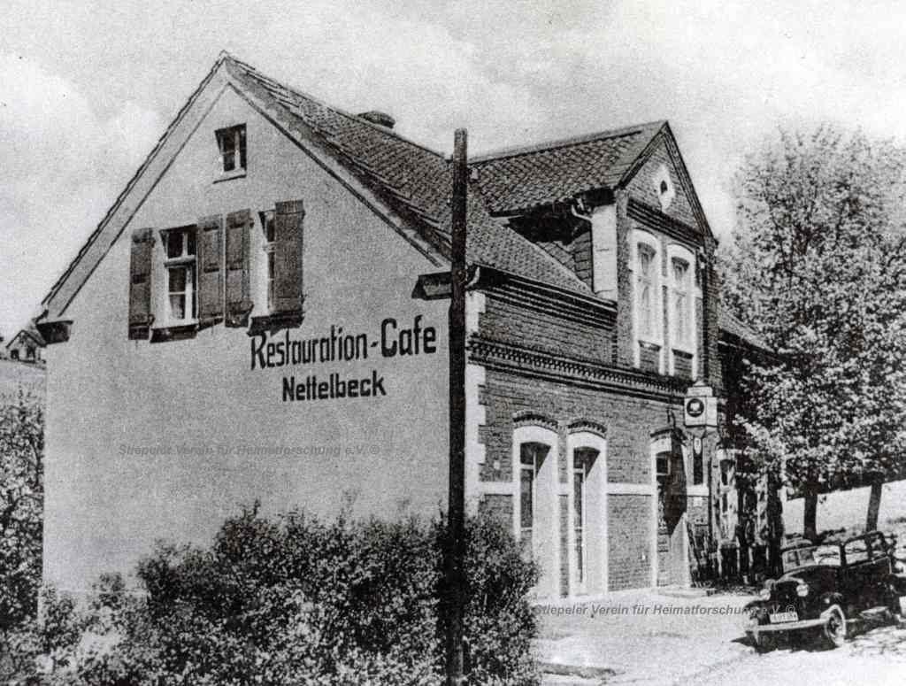 Haus Nettelbeck, 1920er Jahre