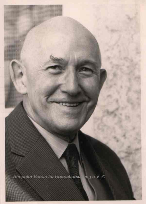 Dr. med. Gerhard Gilbert (1957), Foto: Ingeborg Hofmann-Credner