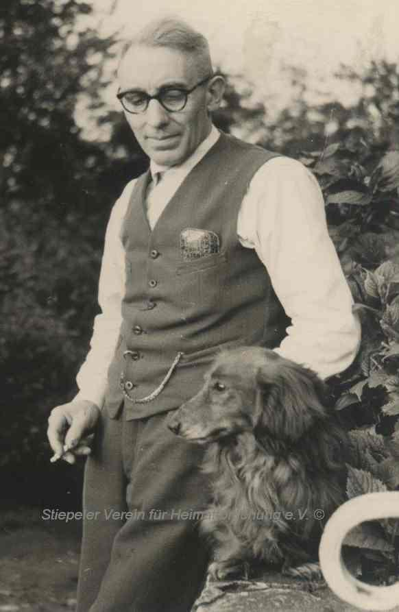 Emil Becker 1950er Jahre