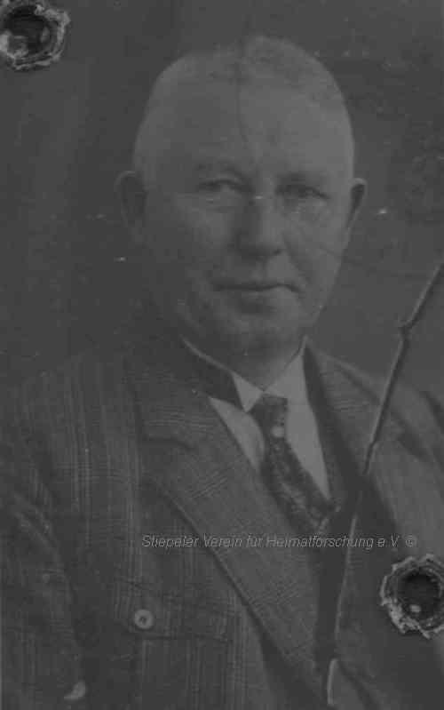 Carl Diergardt, 1920er Jahre
