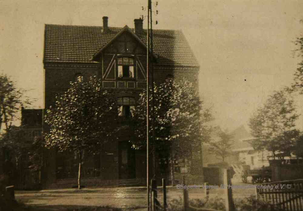 Wohn- und Bürohaus Kemnader Straße, Vorderansicht