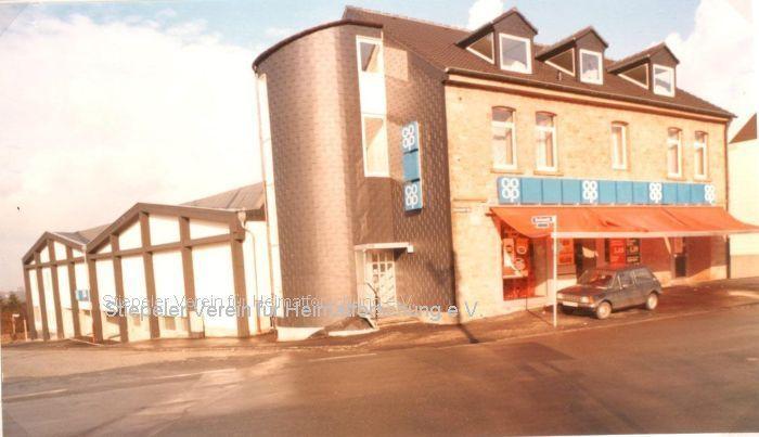 Eröffnung des neuen Geschäftshauses 1980