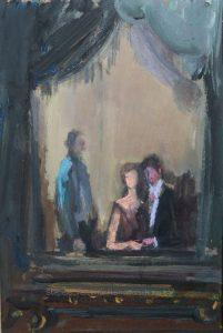 Ignatius Geitel: Theater