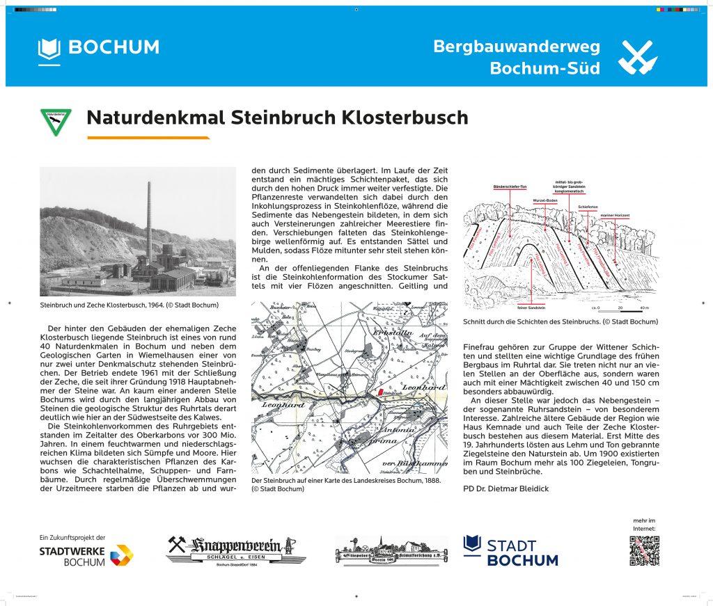 Steinbruch Klosterbusch